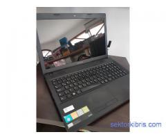 Satılık iyi durumda Lenovo G500 laptop yeni formatlanmış