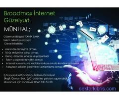 Münhal internet kurulum teknik elemanı