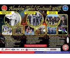 Alayköy Tahıl Festivali