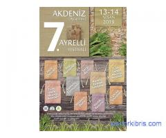 7.Akdeniz Ayrelli Festivali