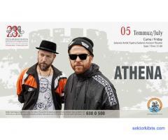 Athena Konseri @Salamis Antik Tiyatro