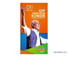 Edip Akbayram Konseri Güzelyurt Portakal Festivali