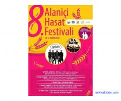 8.Alaniçi Hasat Festivali