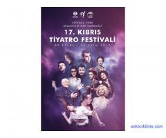 17.Kıbrıs Tiyatro Festivali