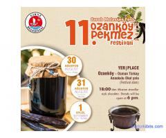 11.Ozanköy Pekmez Festivali