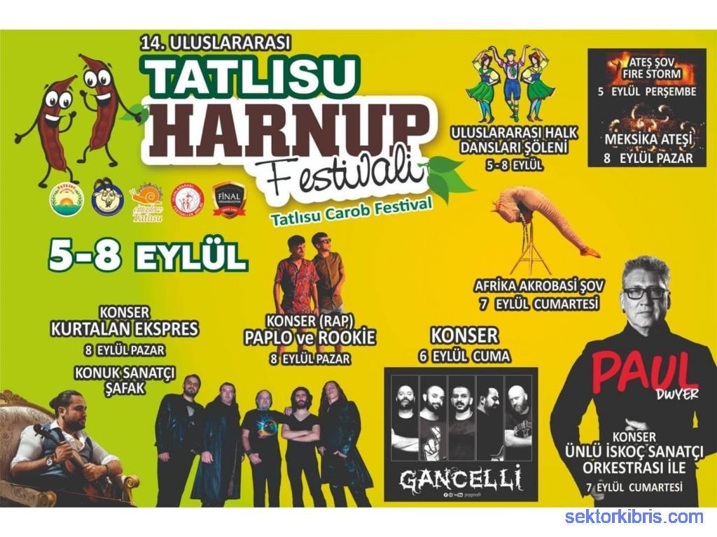 Tatlısu Harnup Festivali