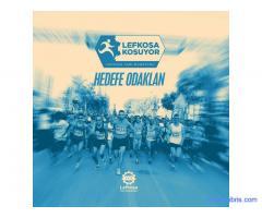 Hedefe odaklan Lefkoşa Maratonu