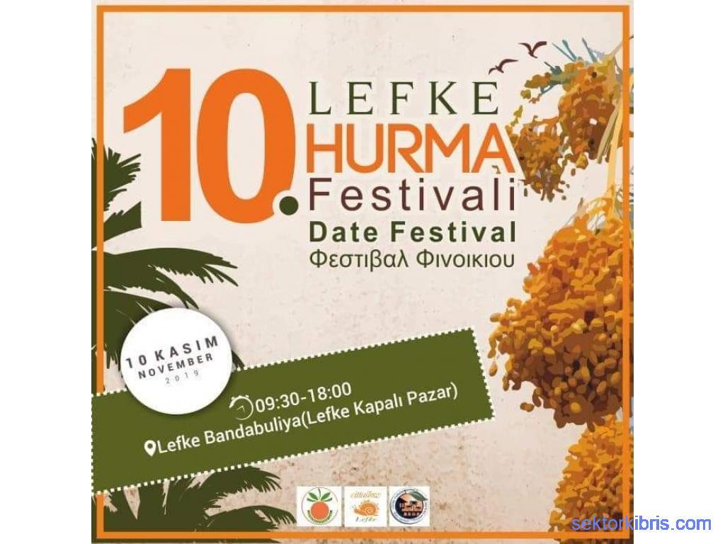 10. LEFKE HURMA Festivali