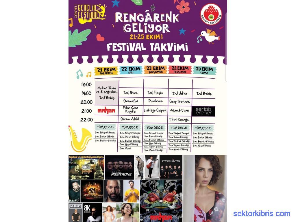 Gönyeli Gençlik Festivali 2019