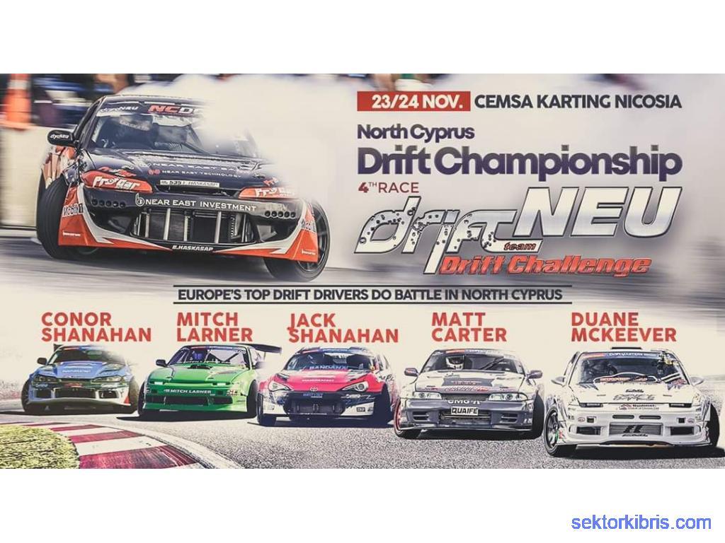NCDC 4th Race & Drift NEU Drift Challenge