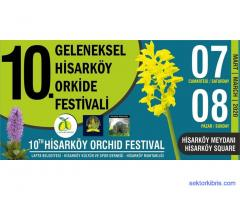 Hisarköy Orkide Festivali