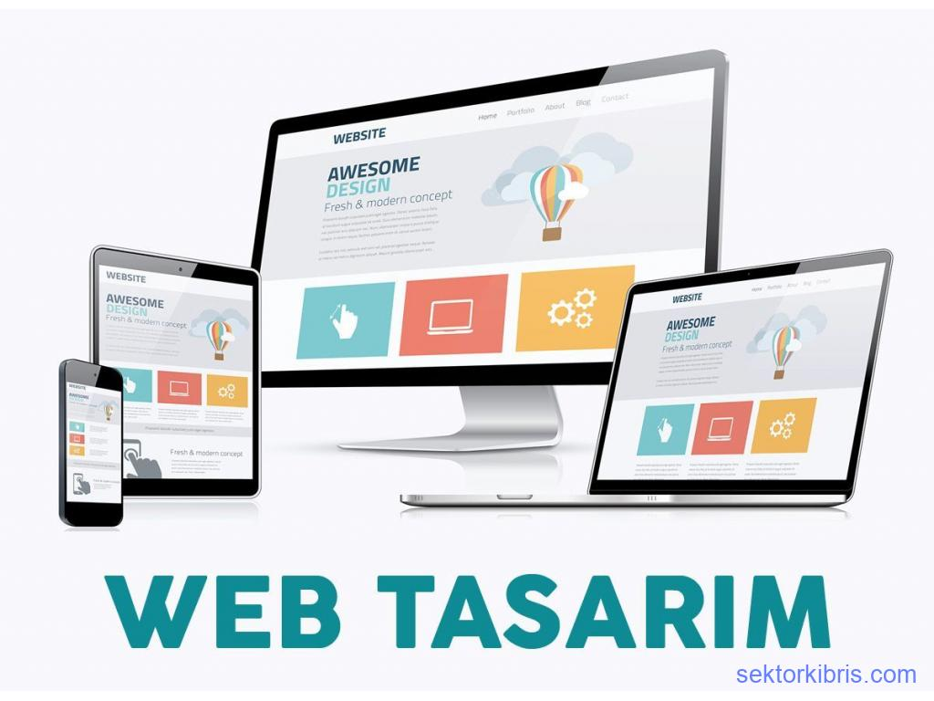 Kıbrısta web tasarım hizmeti