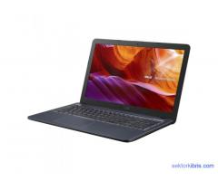"Asus X543MA-GQ1162 N4020 4 GB 128 SSD UHD Graphics 600 15.6"" Online eğitim laptop"