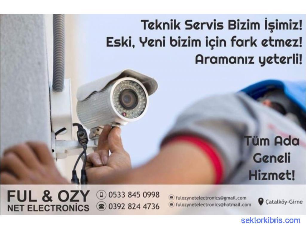 Fulozynetelectronics Kamera ve Güvenlik Sistemleri